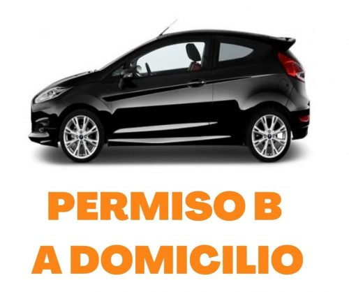 PERMISO B A DOMICILIO